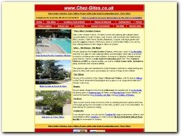 http://www.chez-gites.co.uk/ website