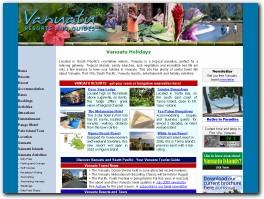 http://www.resort-vanuatu.com/ website