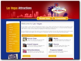 http://www.lasvegasattractions.com website