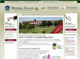 http://www.windmillvillagehotel.co.uk/ website