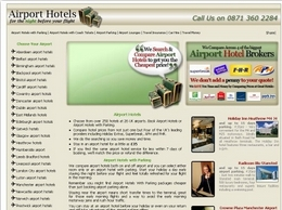https://www.airport-hotels.co.uk website