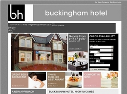 http://www.buckinghamhoteluk.com/ website