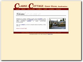 https://clarkecottageguesthouse.co.uk/ website