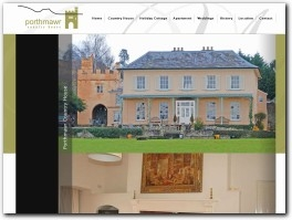 https://porthmawrcountryhouse.com/ website
