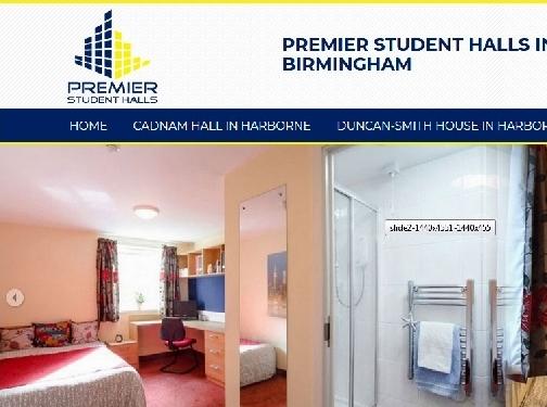 https://www.studenthallsbirmingham.com/ website