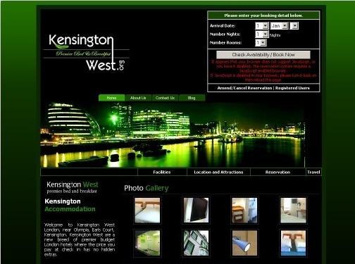 http://www.kensingtonwest.org website