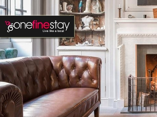 https://www.onefinestay.com website